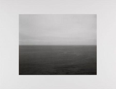 Hiroshi Sugimoto-Four Plates, From Time Exposed (Titles include: Atlantic Ocean New Foundland, 1982; Atlantic Ocean Martha's Vineyard, 1986; Pacific Ocean Iwate, 1986; Sea of Japan Hokkaido, 1986)-1991