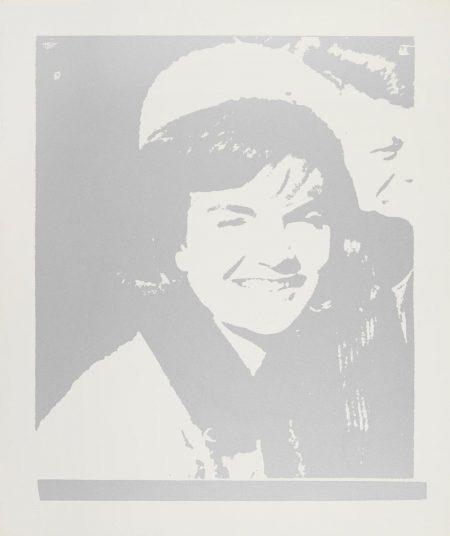 Andy Warhol-Jackie I, From 11 Pop Artists I (F./S. II.13)-1966