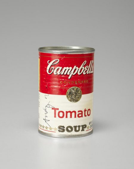 Andy Warhol-Campbells Tomato Soup Can-1985