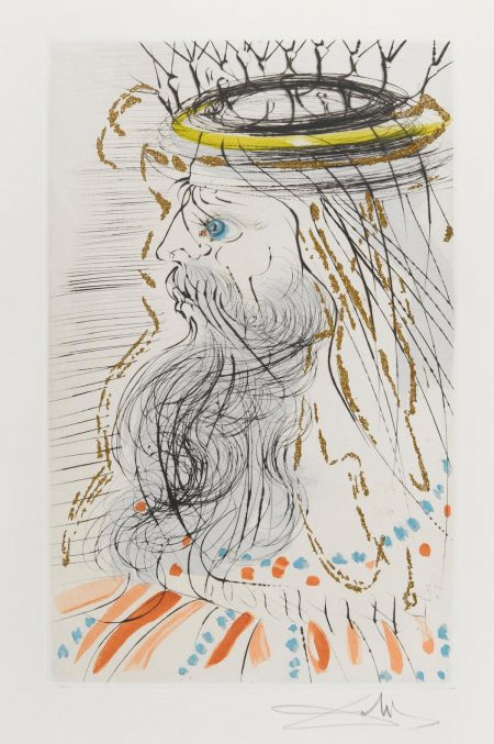 Salvador Dali-The Song Of Songs Of King Solomon (M./L. 468-479; F. 71-17)-1971