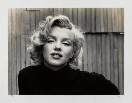 Alfred Eisenstaedt-Marilyn Monroe-1953