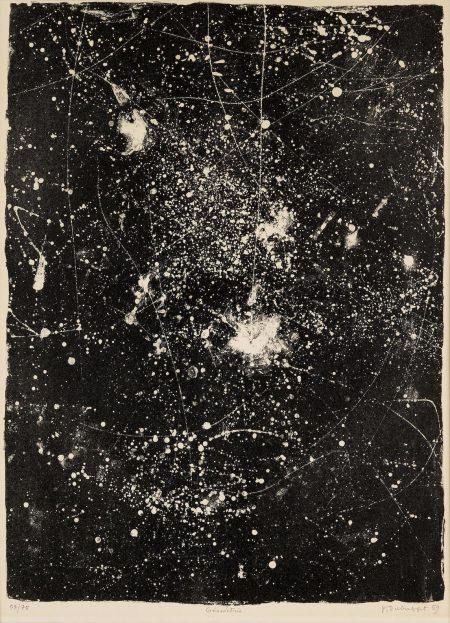 Jean Dubuffet-Geometrie (W. 614)-1959