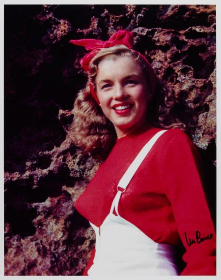 William J. Carroll - A Day At Castle Rock With Norma Jeane Dougherty-1945