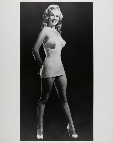 Laszlo Willinger - Marilyn Monroe, Studio Shots-1948