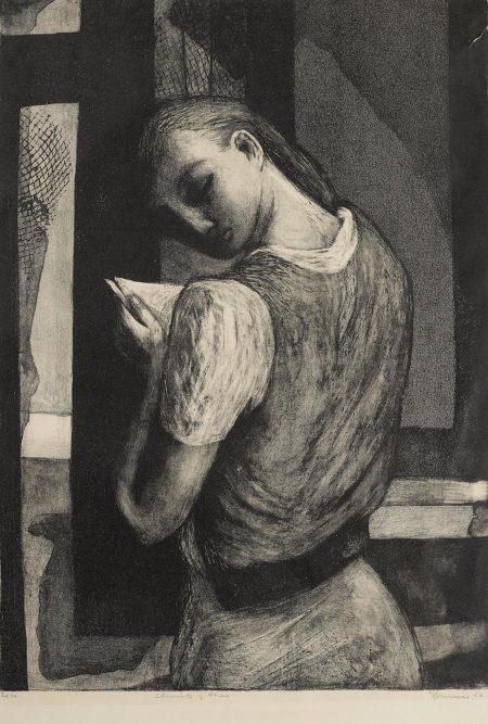 Benton Spruance-End Of Waiting (F./L. 230)-1944