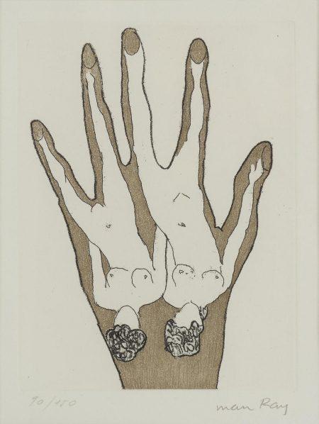 Various Artists - Surrealist Printmakers (Un caprice de la nature, Phyrne, Electro-magie, La nuit des masques)-1970