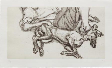 Lucian Freud-Pluto-1988
