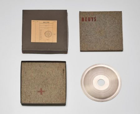 Joseph Beuys-Sun Disc-1973