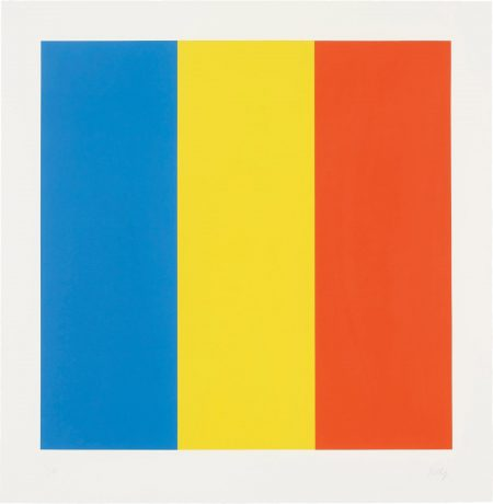 Blue/Yellow/Red-1992