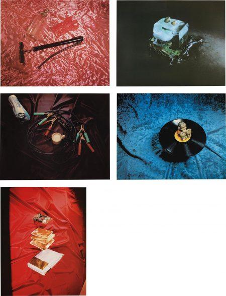 Ed Ruscha-Tropical Fish Series-1975