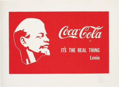 Alexander Kosolapov-Coca-Cola-1983