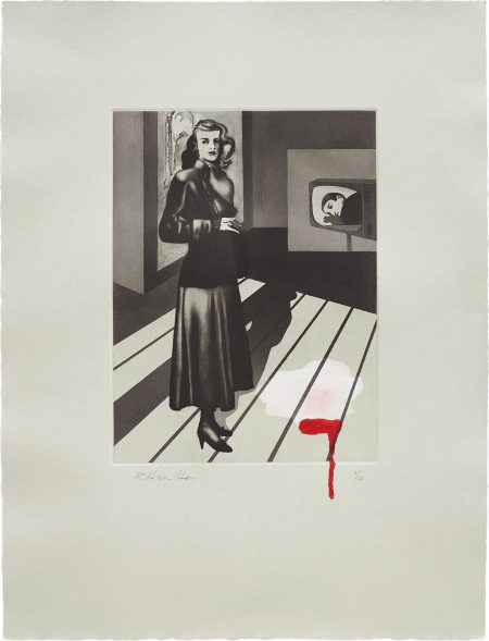 Richard Hamilton-Patricia Knight Iii (Coloured)-1982