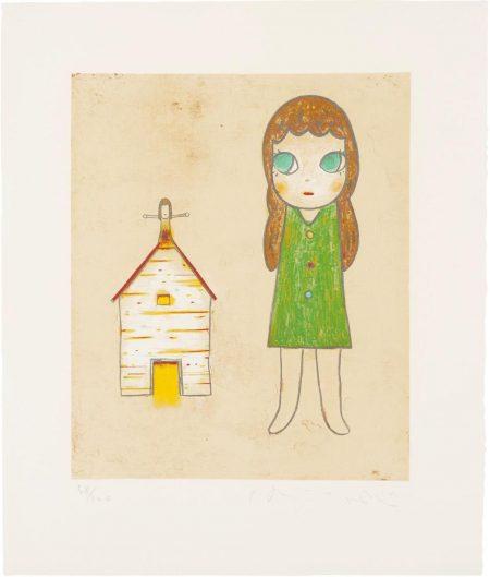 Yoshimoto Nara And Hiroshi Sugimoto - Untitled-2005