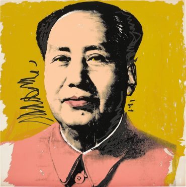 Andy Warhol-Mao-1972