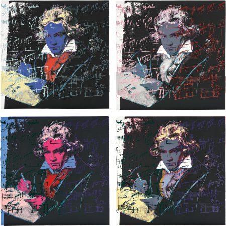 Andy Warhol-Beethoven-1987