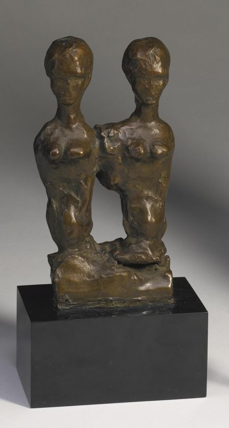 Two Figures-1966