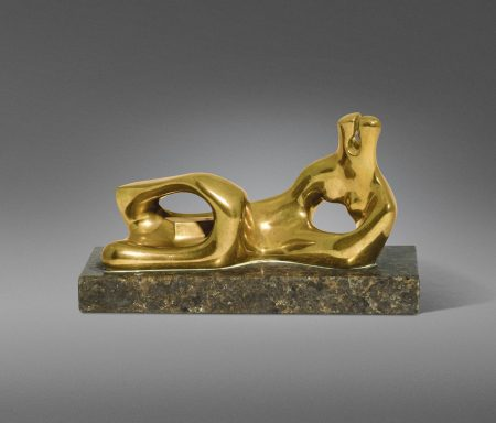 Henry Moore-Reclining Figure-1945