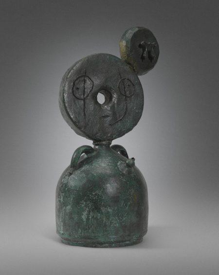 Joan Miro-Personnage-1970