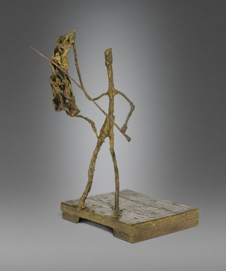Germaine Richier-Don Quixote At The Wing Of The Mill-1949