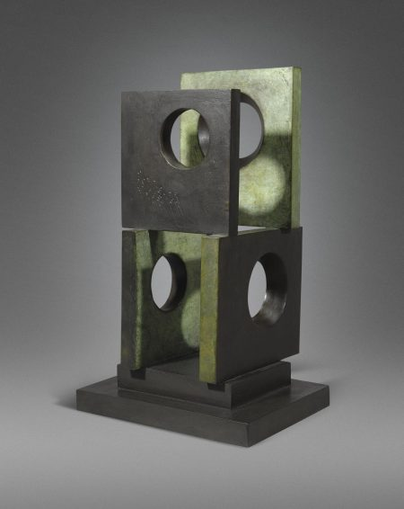 Barbara Hepworth-Four-Square (Four Circles)-1966