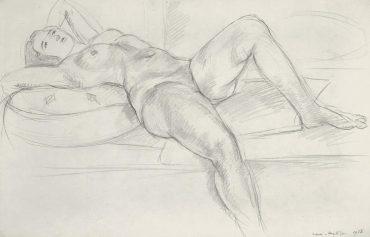 Henri Matisse-Nu-1928