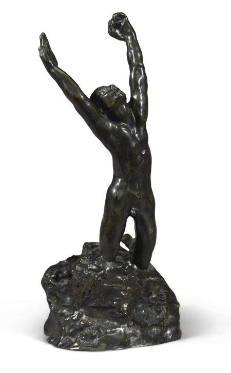 Auguste Rodin-Enfant Prodigue, Petit Modele-1888