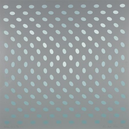 Bridget Riley-Nineteen Greys (Schubert 8A-D)-1968