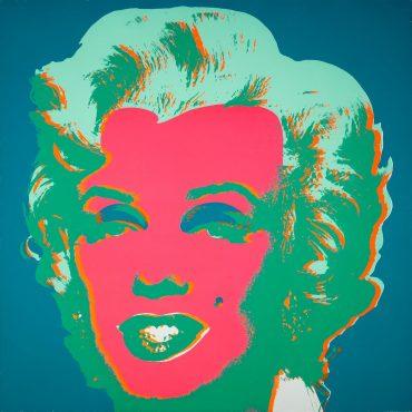 Andy Warhol-Marilyn (Feldman & Schellmann II.30)-1967