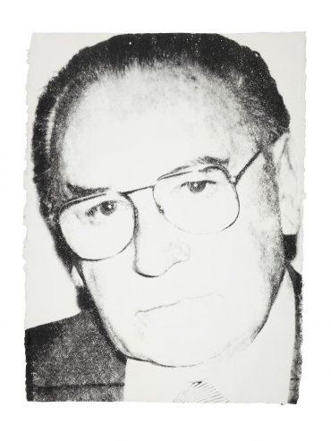 Andy Warhol-Max Weishaupt (Feldman & Schellmann IIIc.48[B])-1979