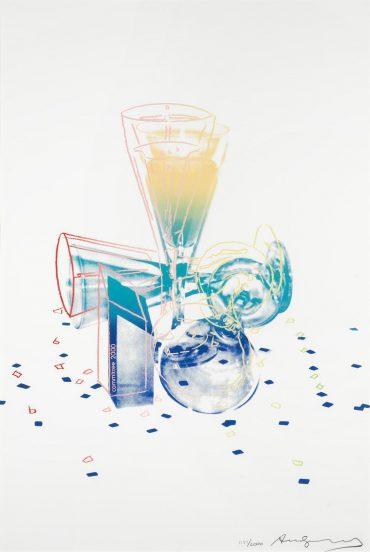 Andy Warhol-Committee 2000 (Feldman & Schellmann II.289)-1982