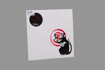 Banksy-Disque vinyle Dirty Funker - Futur-2008