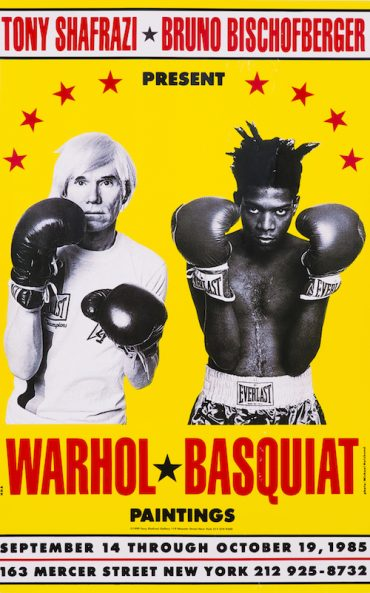 Andy Warhol & Jean-Michel Basquiat - Warhol - Basquiat Paintings