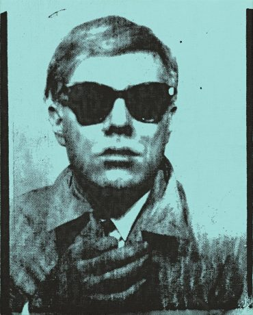 Andy Warhol-Self-Portrait-1964