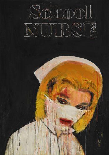 Richard Prince-School Nurse-2005