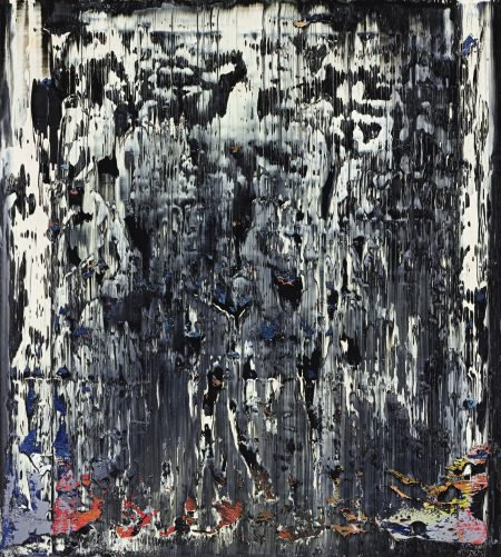 Gerhard Richter-Split (Rubble)-1989