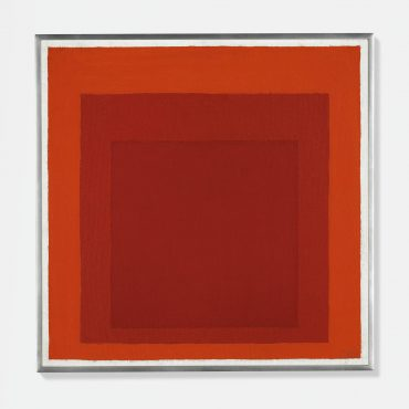 Josef Albers-Homage To The Square-1969