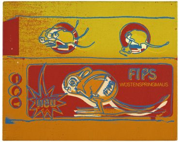 Andy Warhol-Fips Mouse-1983