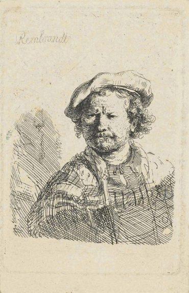 Rembrandt van Rijn-A Small Collection-1645