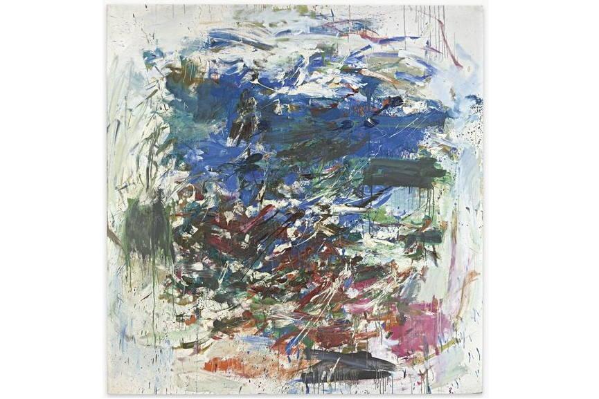 joan mitchell school expressionism