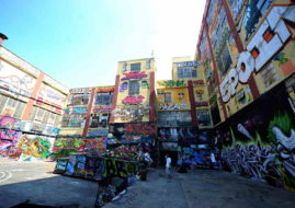 5 Pointz I. Image via huffingtonpost.com