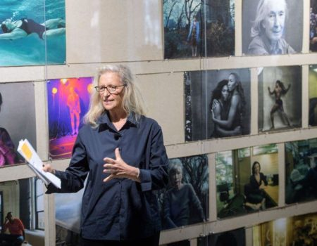 WOMEN: New Portraits by Annie Leibovitz Exhibition is Coming to Zurich