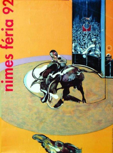 Francis Bacon-Nimes Feria 92-1969