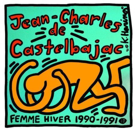 Keith Haring-Keith Haring - Jean Charles de Castelbajac Automen Hiver 1990-1991-1990