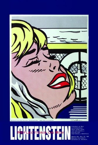 Roy Lichtenstein-Reflections on Roy Lichtenstein-1990