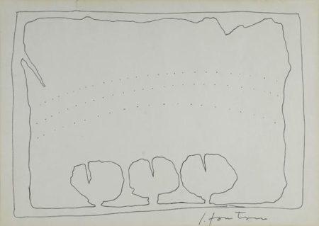Lucio Fontana-Studio-1966