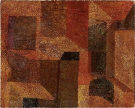 Paul Klee-Senza titolo-1915