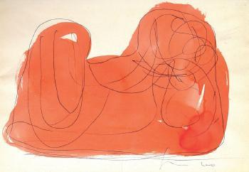 Lucio Fontana-Ambiente spaziale-1960