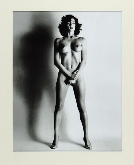 Helmut Newton-Big Nude III Henrietta (1980)-1980