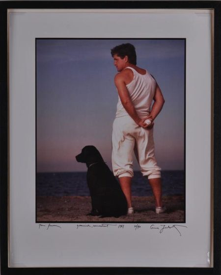 Annie Leibovitz-Tom Seaver, Greenwich, Ct-1987