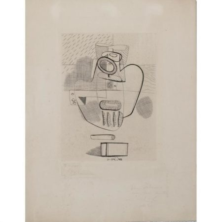 Le Corbusier-Nature morte-1948